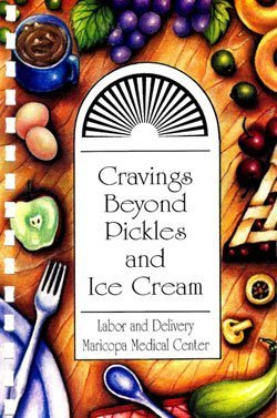 Cravings Beyond Pickles and Ice Cream Cookbook Cover