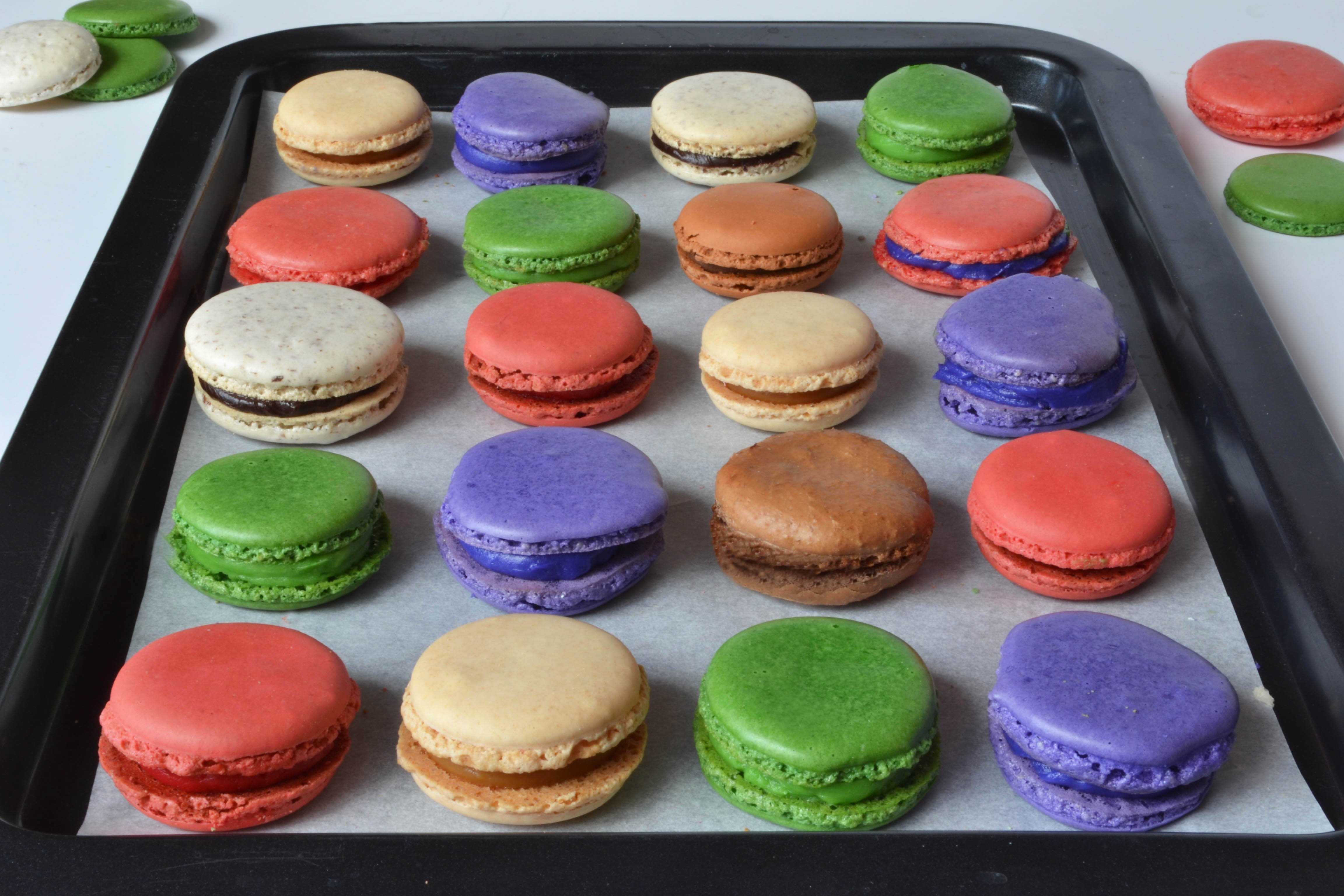 Mother\'s Day Macarons   Jan D\'Atri