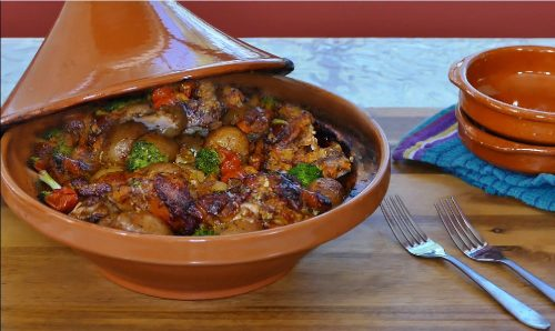Tagine Chicken