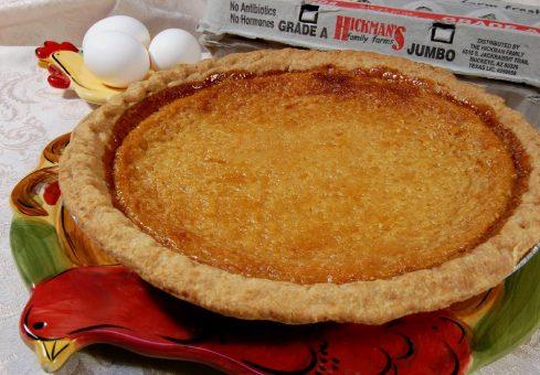 Grandma Gertie's Pumpkin Pie