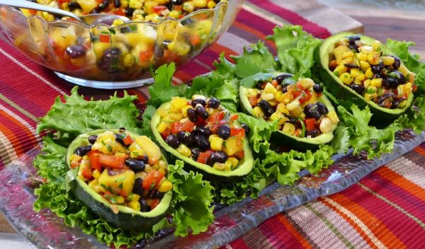 AveSome Avocado Salad