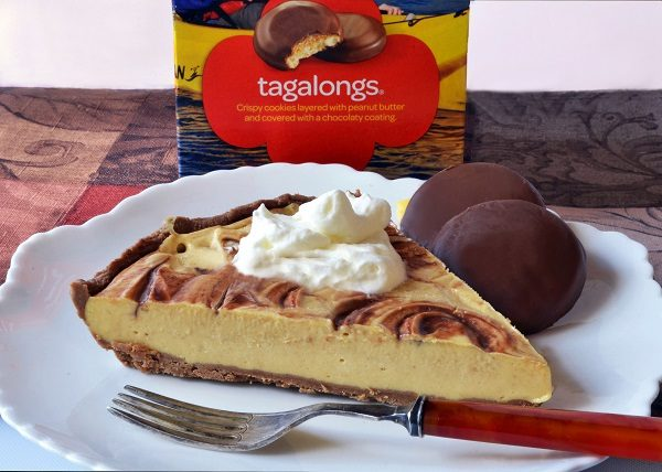Tagalong Pie