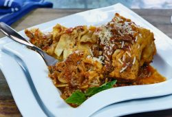 Crock Pot Lasagna