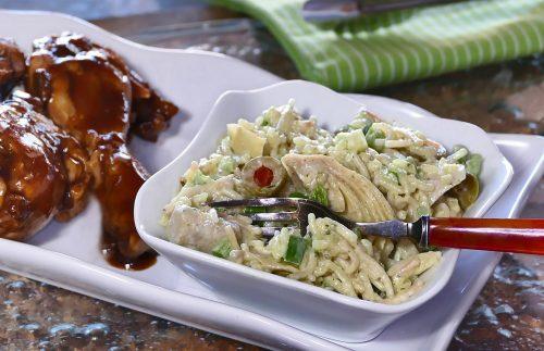 Skips Rice Salad