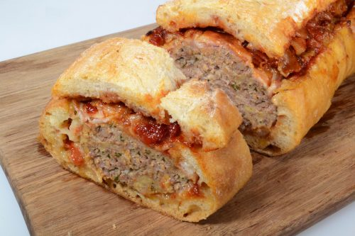 Sour Dough Meatloaf