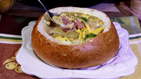 Ham and Cheese Chowder