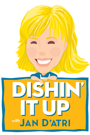 Dishin it up with Jan graphic