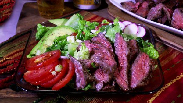 Carne Asada Salad!