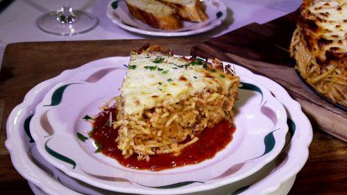Baked Spaghetti Pie (3)