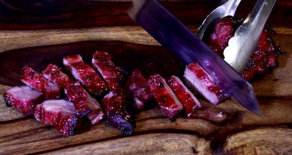 Chinese BBQ Pork Sliced