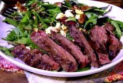 Steak Salad with Dijon Dressing (2)