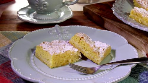 St. Louis Gooey Butter Cake