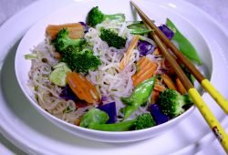 Asian Miracle Noodle Bowl