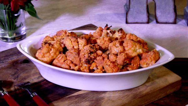 Buffalo Ranch Cauliflower