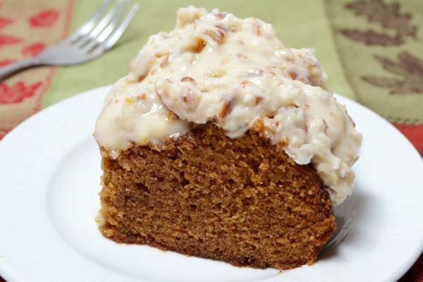 Piece of Arkansas Cake