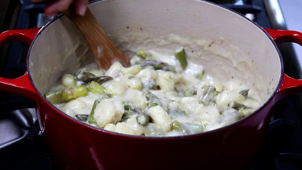 Pot of Gnocchi