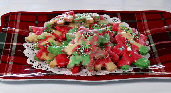 Christmas Stocking Cookie